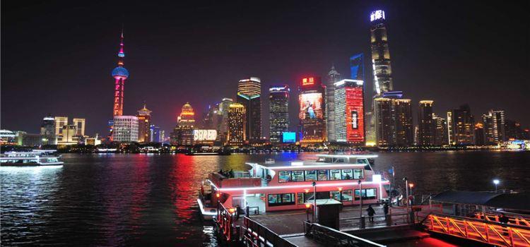 黃浦江遊覽快線游(金陵東路碼頭)3