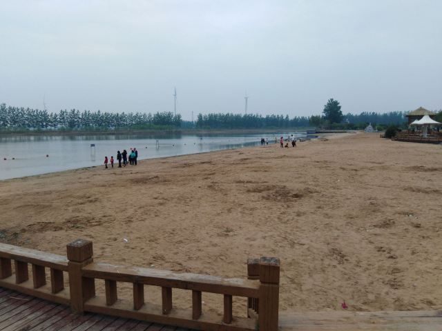 Dongming Yellow River National Wetland Park Zoo