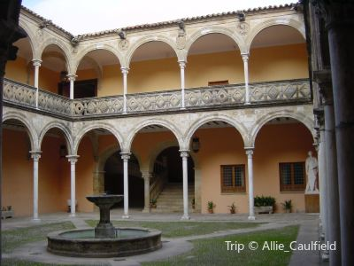 Palace of the Constable Iranzo (PALACIO DEL CONDESTABLE IRANZO)