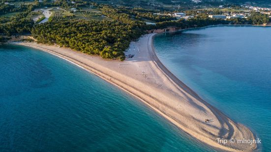 Golden Cape (Zlatni Rat)