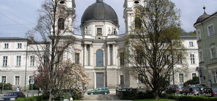 Dreifaltigkeitskirche (Holy Trinity Church)1