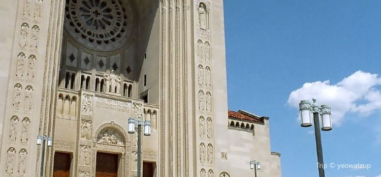 Basilica of the National Shrine of the Immaculate Conception3
