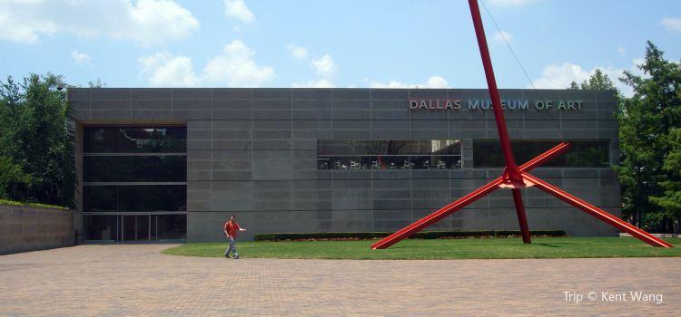 達拉斯藝術博物館1