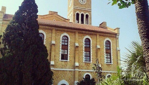 American University of Beirut (AUB)1