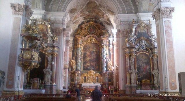 Benediktinerabtei Metten
