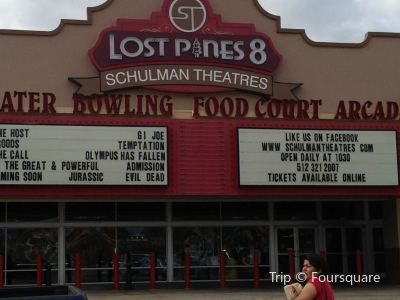 Schulman Theatres Lost Pines 8