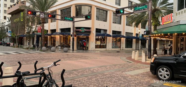 Downtown West Palm Beach Travel Guidebook Must Visit