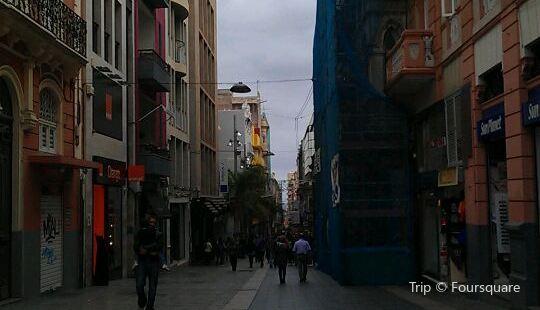 Calle del Castillo