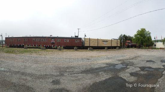 Schreiber Rail Array Museum