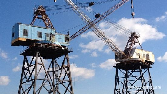 Brooklyn Navy Yard BLDG 92