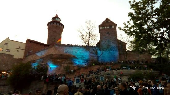 Kaiserburg Nurnberg (Nuremberg Castle)