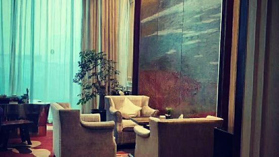 長沙北辰洲際酒店茶室