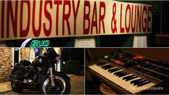 The Industry Bar
