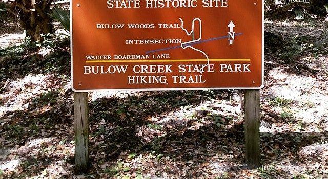 Bulow Creek State Park2