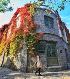 古北水镇游记图文-暂离城区,慢游北京郊外最美红叶小镇,邂逅迷人秋色~