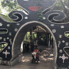 싼야 열대우림광장 여행 사진
