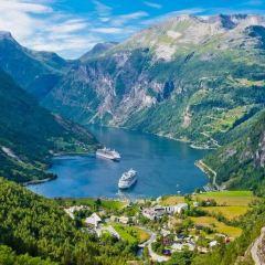 Geiranger Fjord User Photo
