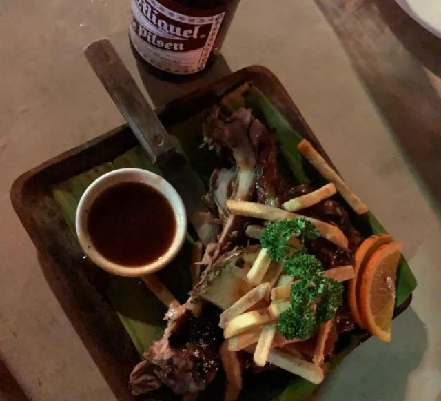Hawaiian BBQ Grill
