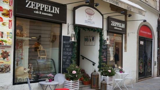 Zeppelin Cafe and Souvenirs
