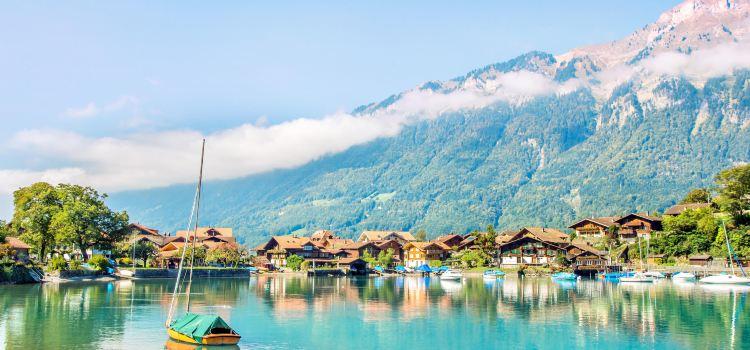 5 انشطة سياحية يمكن القيام بها في بحيرة برينز في انترلاكن سويسرا