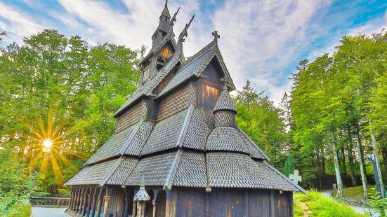 凡托特木板教堂