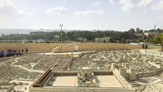 The Second Temple Jerusalem Model