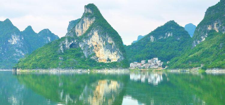 Dalong Lake Scenic Area