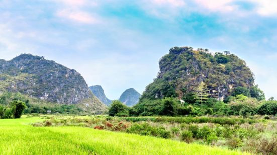 Huangyandong Scenic Area