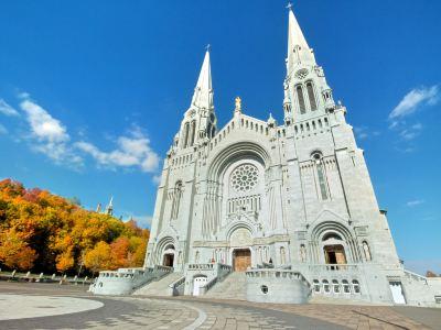 魁北克聖安妮大教堂