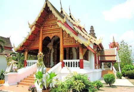 Wat Puak Hong Temple