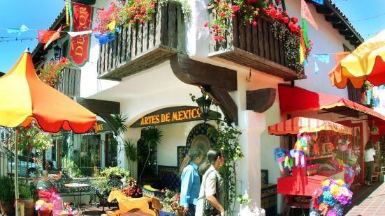 聖地亞哥古城歷史公園
