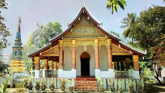 VientianeSaenTemple