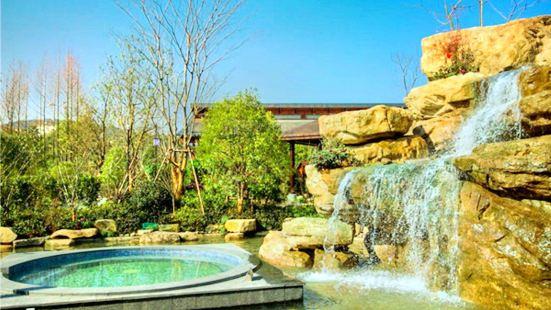 린안 퇀커우 물대 온천