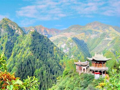 興隆山自然保護区