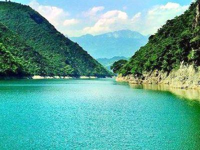 Dawujiang Scenic Area
