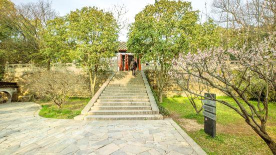 Zhishuang Pavilion