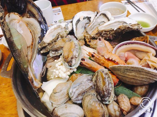 Sanxing acupoint seafood pot