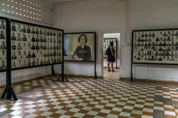 Tuol Sleng Genocide Museum Attractions Gg2 8974 Phnom