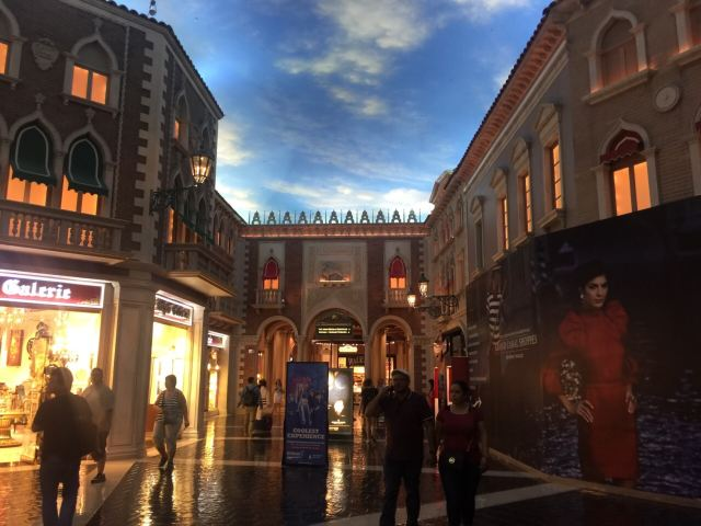 威尼斯貢朵拉之旅