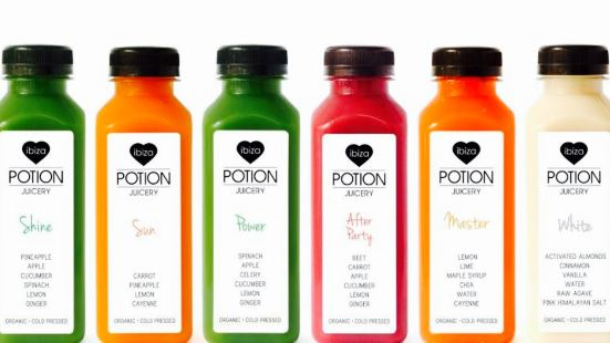 Potion Juicery