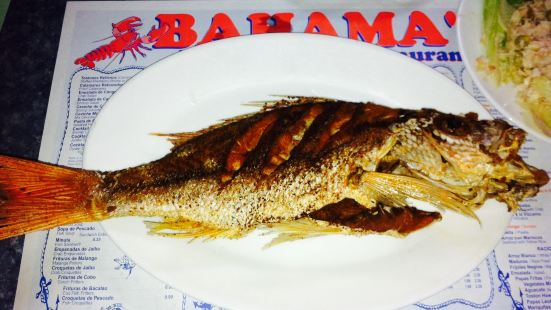 Bahamas Fish Market
