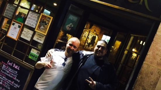 The Wild Rover Irish Pub Barcelona