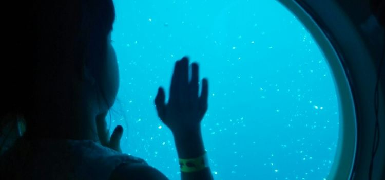 아틀란티스 괌 잠수정관광