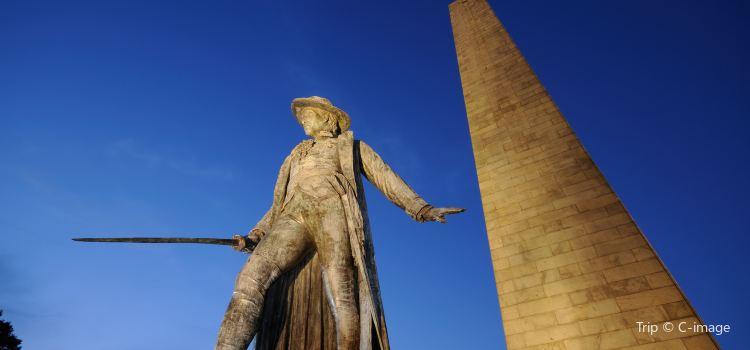 邦克山紀念碑1