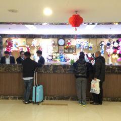 웨이하이탕보 온천 여행 사진