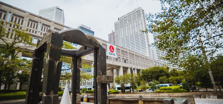 東京都廳展望台3