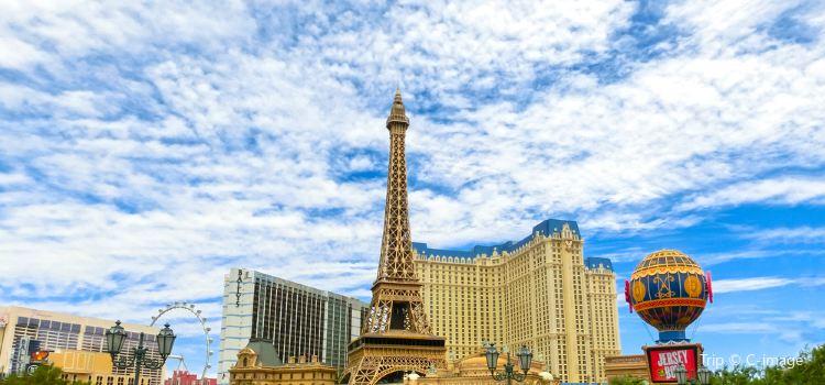 Eiffel Tower Restaurant2