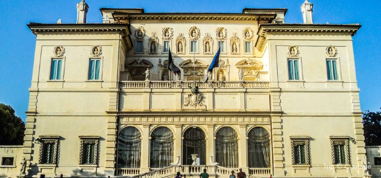Borghese Gallery1