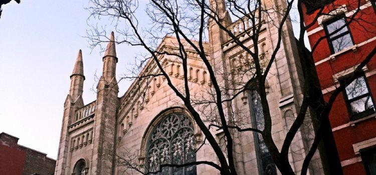Judson Memorial Church1