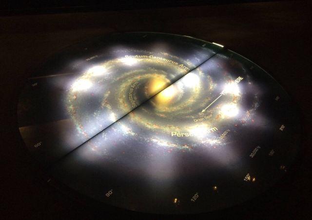 애들러 천문관&우주 박물관